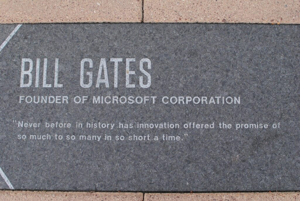 Did Bill Gates just reveal the reason behind the lockdowns?